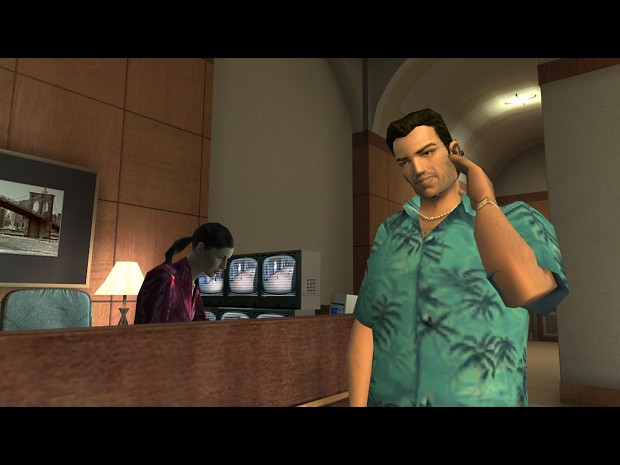 Tommy Vercetti player model