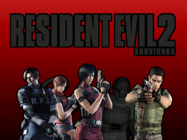 Resident Evil 2: Survivors (v2.01)