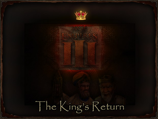 Age of Empires : The King's Return (Beta 1.01)