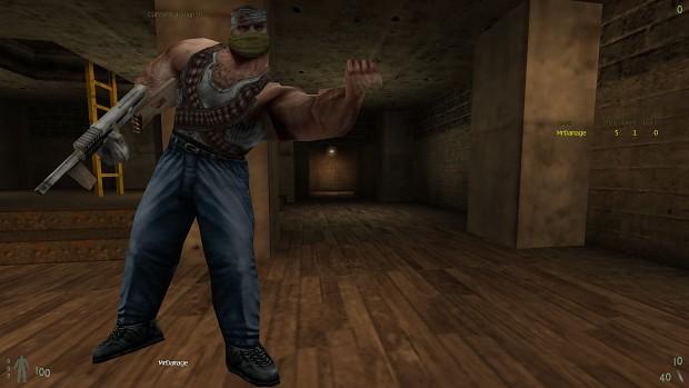 Shotgun Thug