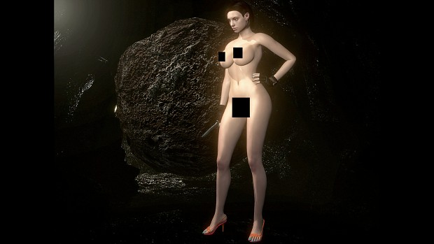 [18+] NUDE JILL 0.5 (RE HD) [by MATTEO]