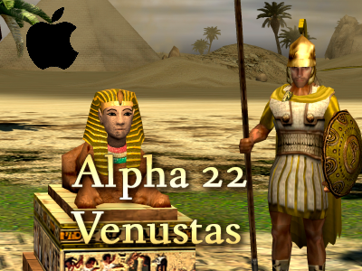 0 A.D. Alpha 22 Venustas Mac Version