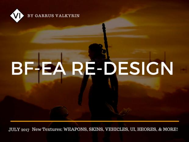 BF EA Re Design Overhaul Mod