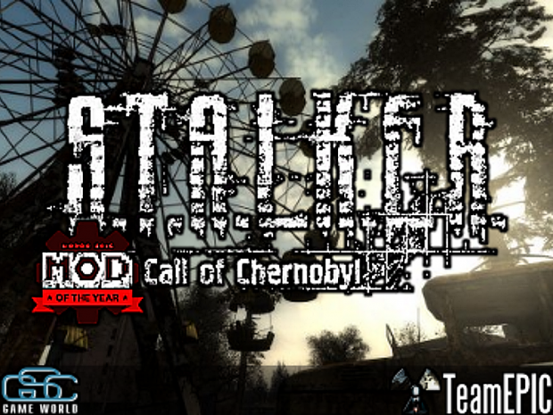 [BETA] Call of Chernobyl 1.5 r2 Full