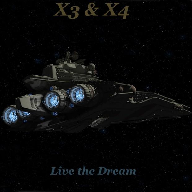 X3AP Star Wars Mod 0.9.9