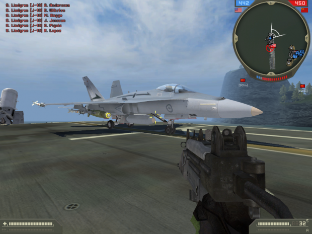 USAIR F18