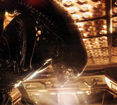 Stalker Alien Version 1