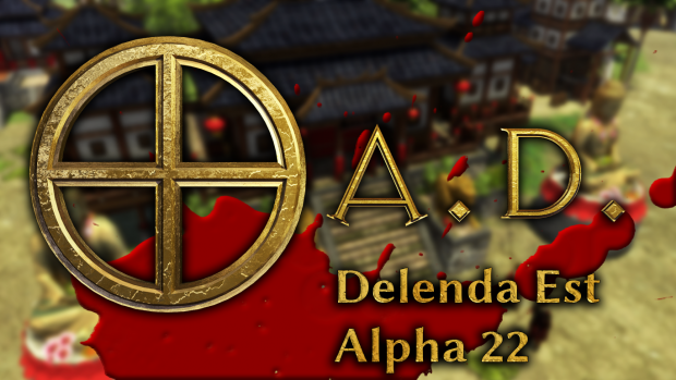 Delenda Est - Alpha 22 release