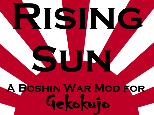 [PLEASE DOWNLOAD] Rising Sun Patch 1.1