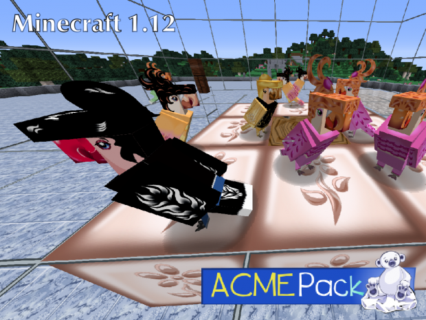 ACME Pack 64x for Minecraft 1.12.x