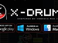 X Drums Windows 32 64bits