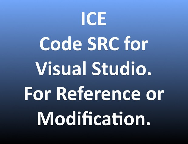 ICE Source Code 2017