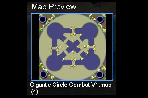 Gigantic Circle Combat V1