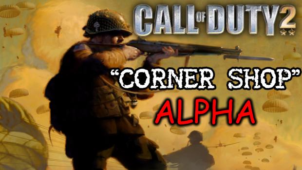 Corner Shop OPEN ALPHA