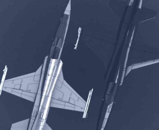 [BSX-151b] ''Aerial Reversi''