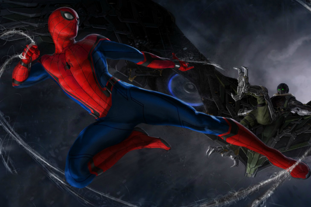 Spider-Man: Homecoming Suit Mod for Spider-Man 2