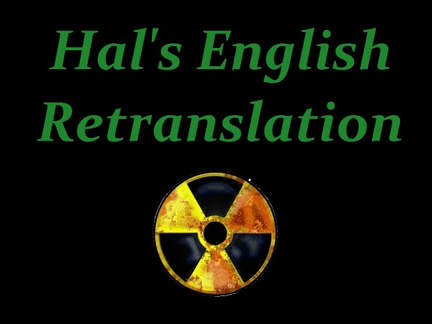Hal's English Retranslation