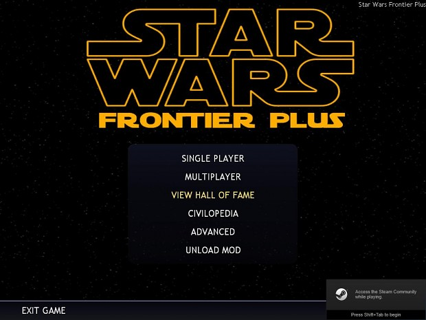 Star Wars Frontier Plus II