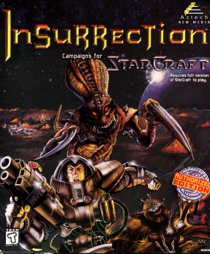 StarCraft: Insurrection Remastered
