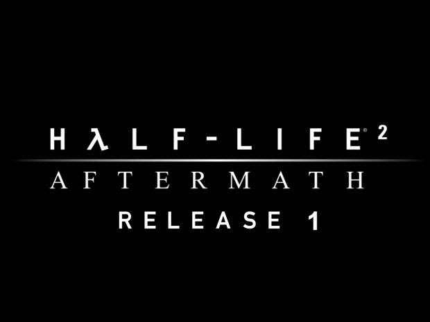 Half-Life 2: Aftermath - Release 1