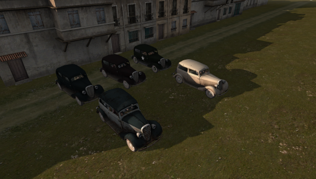 Basic Vehicles