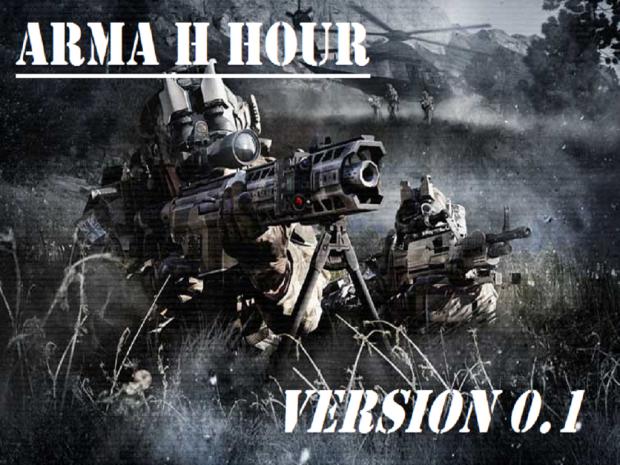 ARMA H HOUR - v0.1
