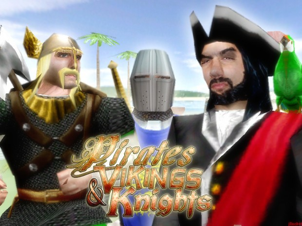 Pirates, Vikings, and Knights Beta 2.2