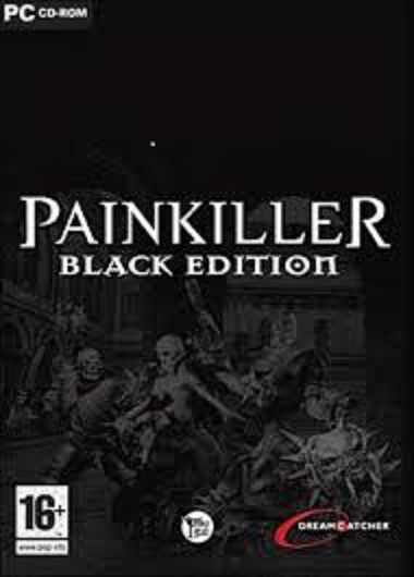 painkiller black edition italian conversion
