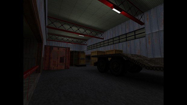 Crates - Hostage Rescue