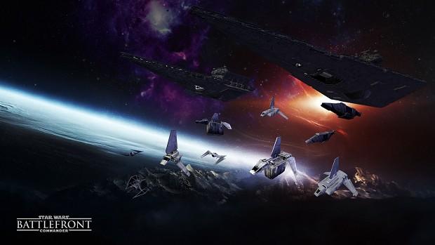 Star Wars Battlefront Commander V1.04 Full