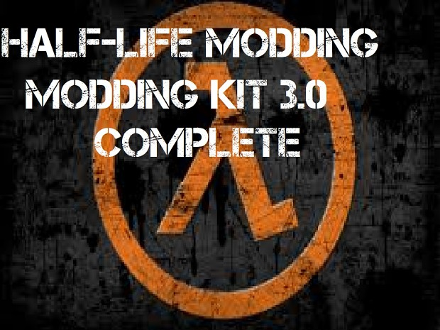 Half-Life Modding Kit 3.0 Complete