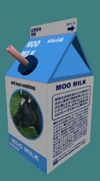 Moo Milk - Heathkit
