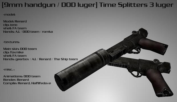DoD Luger
