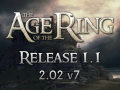 Age of the Ring Patch 1.1 (2.02 v7 Compatibility)