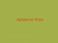 Alpujarras Wars v 1