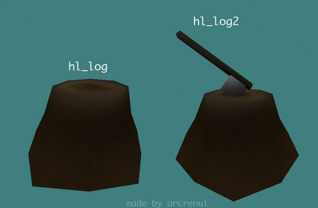 Half Life Log Prop Models