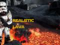 Realistic Lava