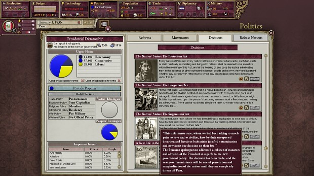 Historical Project Mod - Version 0.3.8.4