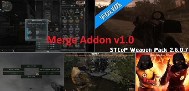 Merge addon  v1.0 [ CoC v1.5r4 ]