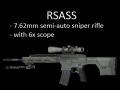 Remington Semi-Auto Sniper System for multiplayer