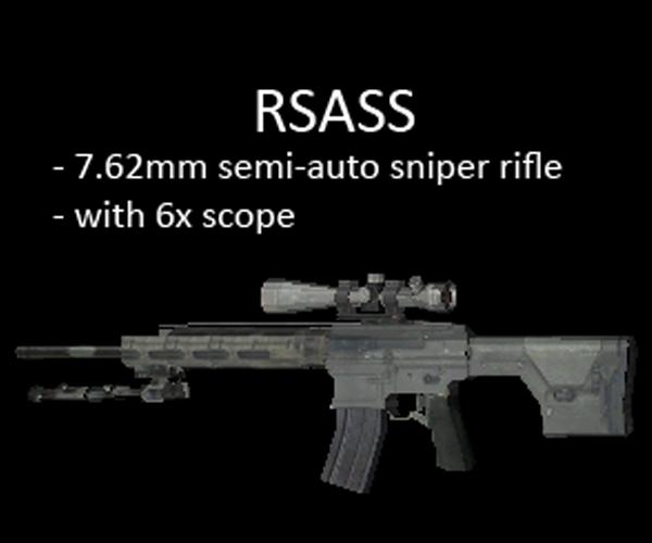 Remington Semi-Auto Sniper System for multiplayer