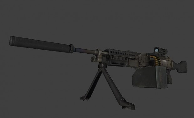 BF4 M240B Pack