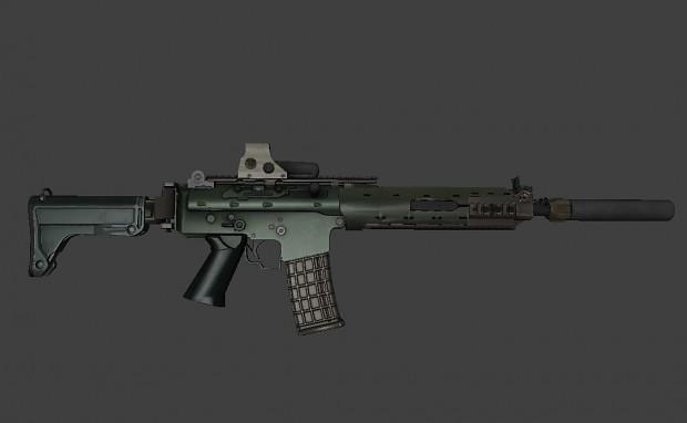 BF4 AK5C Pack
