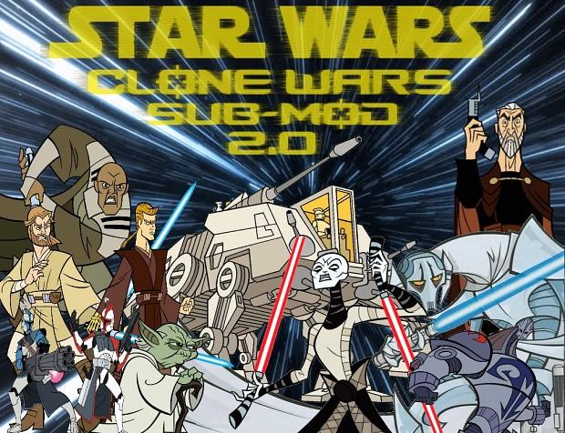 Star Wars: Clone Wars Sub-Mod 2.0
