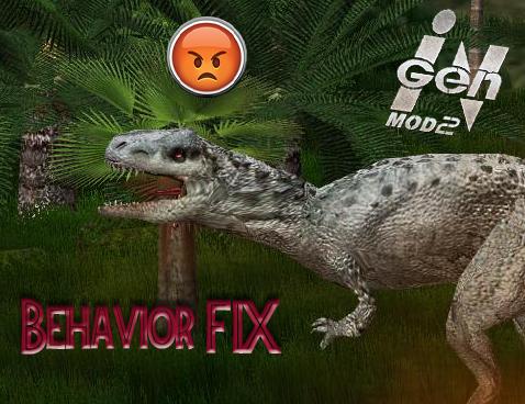***IREX Behavior FIX***