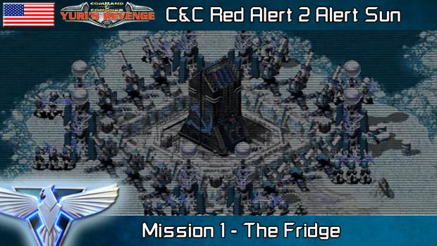 C&C Red Alert 2 Yuri's Revenge Alert Sun Campaign