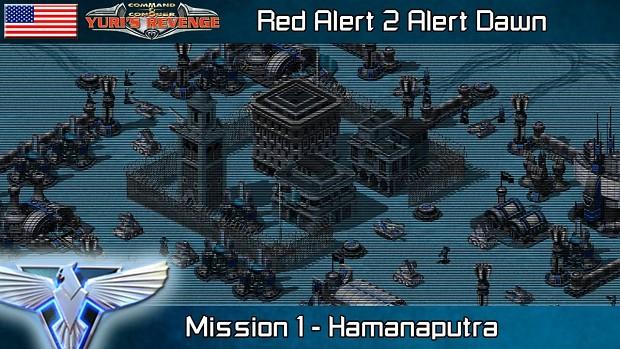 C&C Red Alert 2 Yuri's Revenge Alert Dawn Campaign
