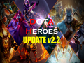 DotA Heroes v2.2 - UPDATE