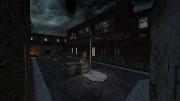 Team Resident's Rage Bagman Map