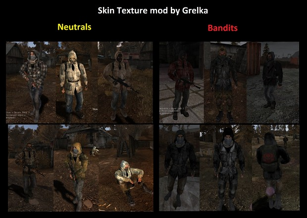 Bandit and neutral v 1.5 Meloch by Grelka